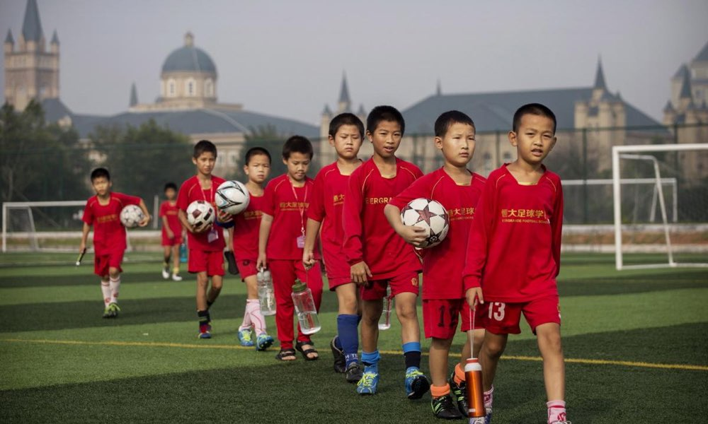 China's Football Philosophy Is Undergoing A Major Overhaul