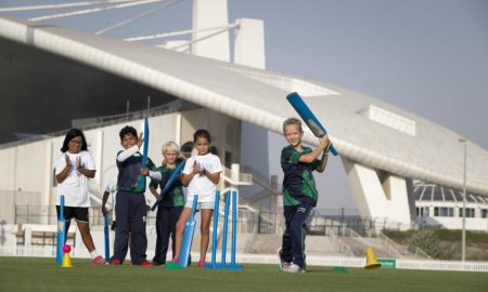 Registration Opens for Abu Dhabi's New-Look Zayed Cricket Academy