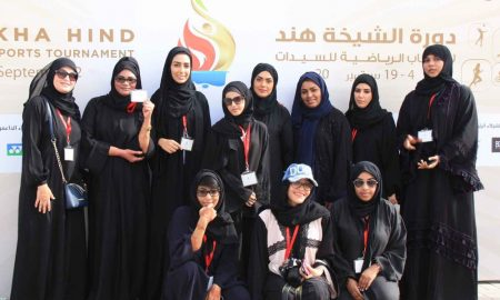DSC Awards 70 Female Players of Dubai Clubs
