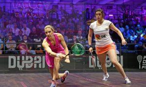 """World Squash Star """"Nour Al-Sherbini"""" Unveils Secret of Excellence"""