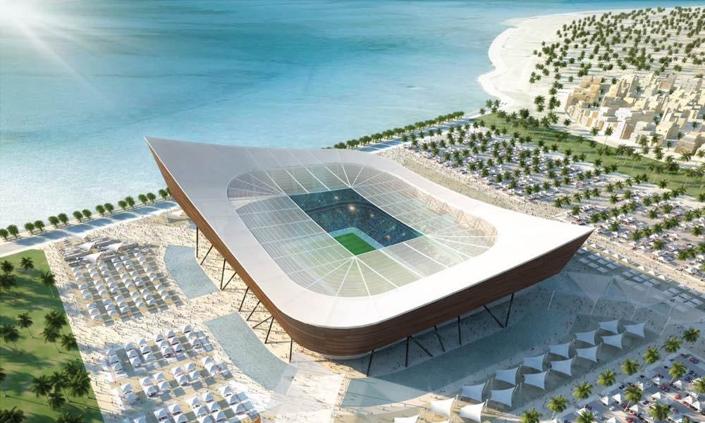 Construction Progressing on Qatar 2022 Stadiums