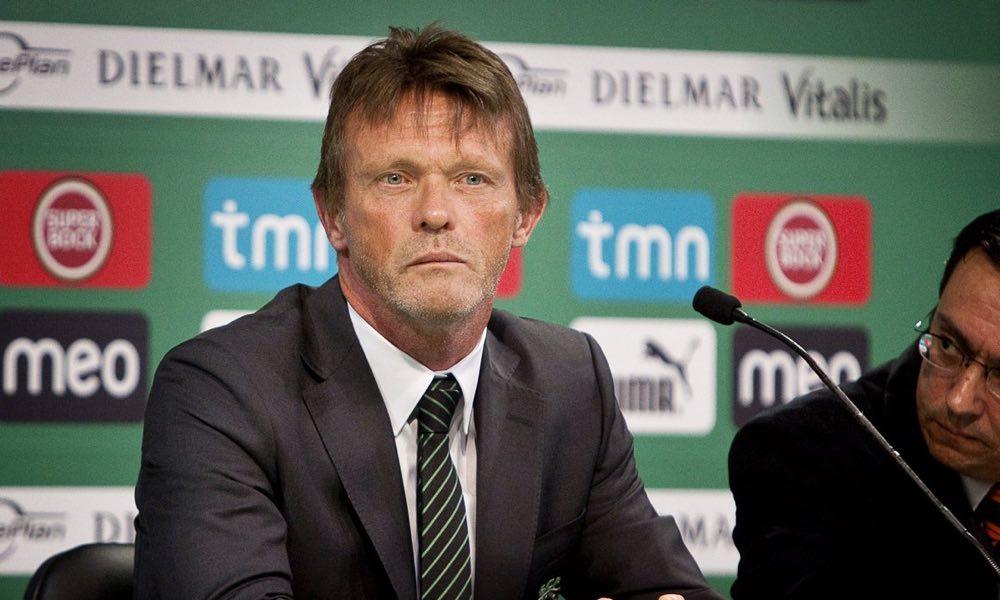 Belgian coach Vercauteren Snubbed Egypt's Zamalek