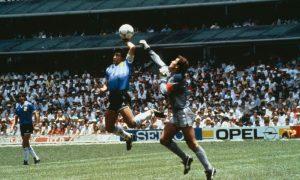 Maradona Backs VAR System That Would Have Changed 'Hand Of God' Goal