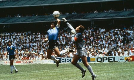 Maradona Backs VAR System That Would Have Changed 'Hand Of God' Goal