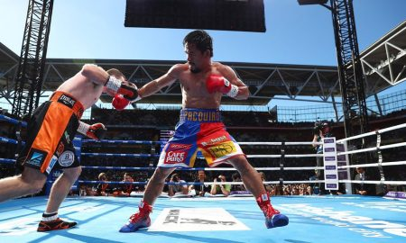 Manny Pacquiao and Jeff Horn will Fight Again Later This Year in 'Battle of Brisbane' Rematch Following Pac Man's Controversial Loss to ex-School Teacher