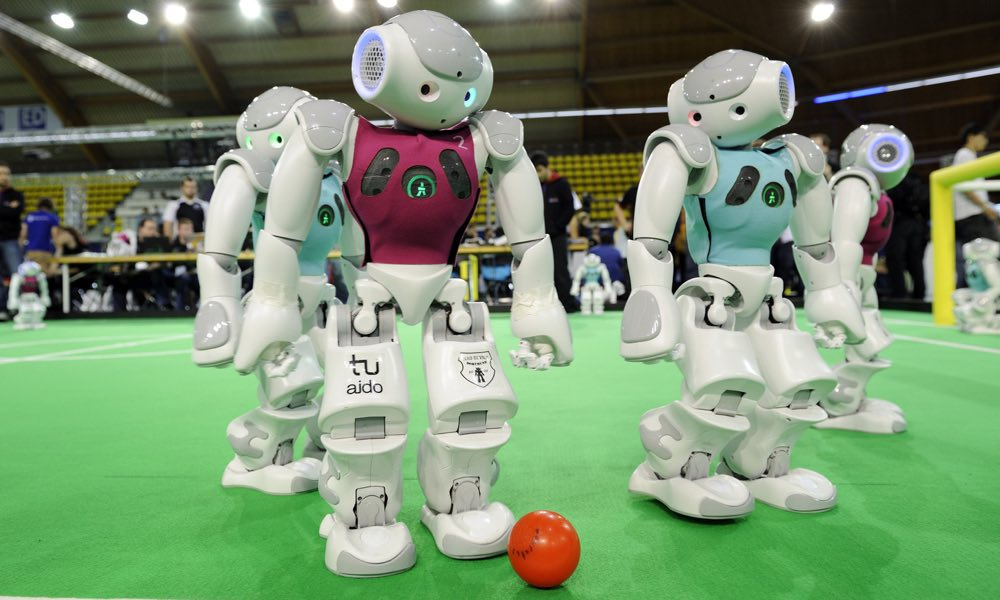 First AI World Cup Soccer Tournament to be Held in South Korea