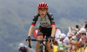 Strong performance from UAE Team Emirates' Vegard Stake Laengen as he takes ninth place in overall General Classification at Colorado Classic