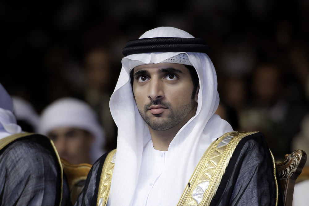 H.H. Sheikh Hamdan Bin Mohammed, Encourages Dubai Sports Council To Progress In Sports Facilities and Hosting of Skydiving & Water Skiing Championship