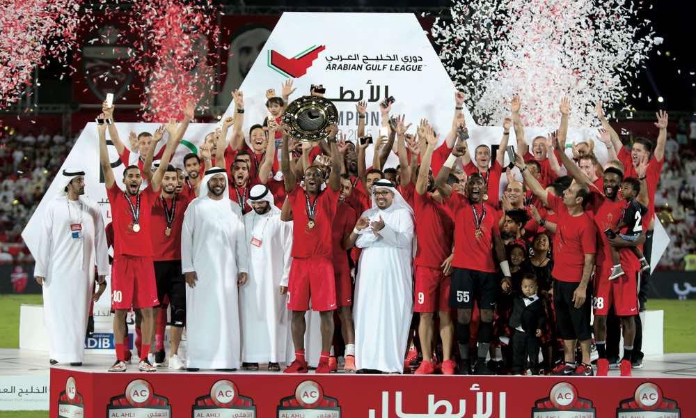 Football: 2017-18 Arabian Gulf League Schedule Announced