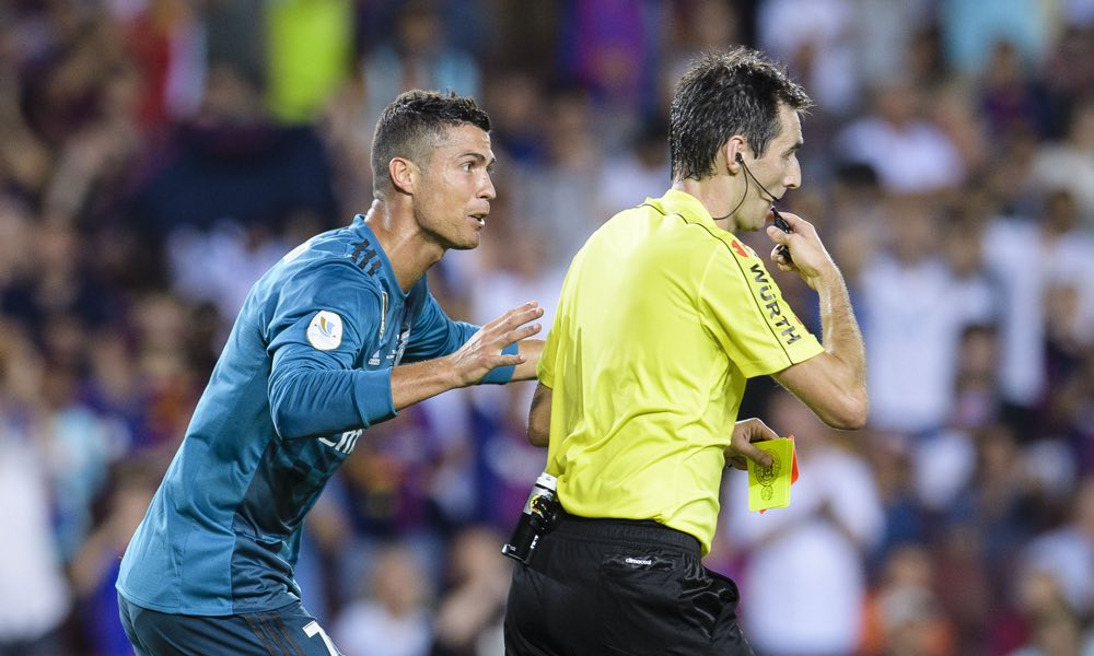 Cristiano Ronaldo Says Five-Game Ban 'An Injustice' After Authorities Reject Another Appeal