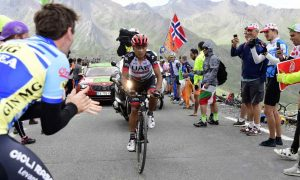 UAE Colors Fly High at Le Tour Debut
