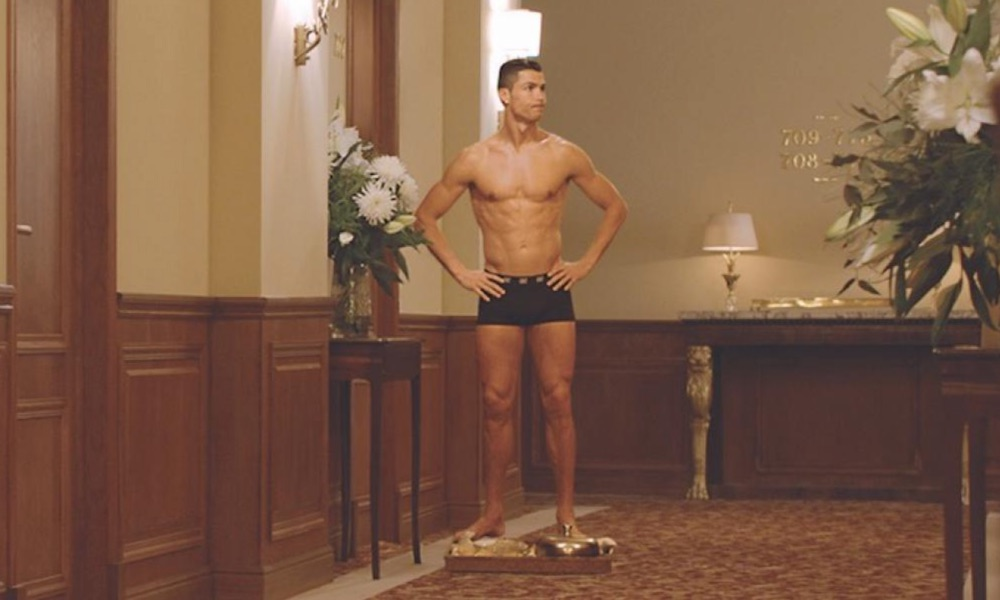 New US Cablevision Company Altice Plans To Go Viral With A Shirtless Cristiano Ronaldo Advert