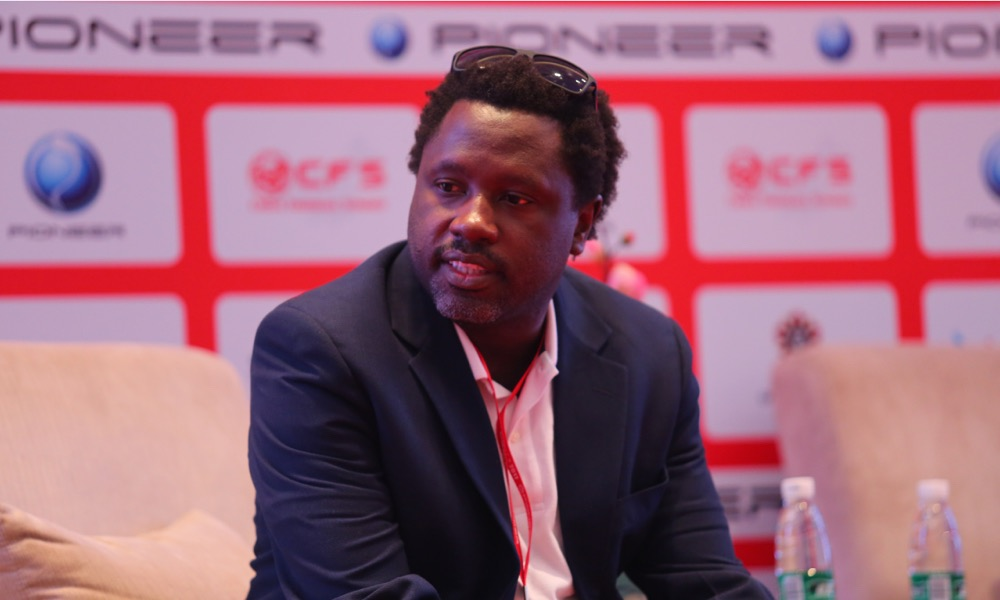 Chairman And Owner of African Lyon Football Club, Rahim Kangezi On The Development of Football in Africa