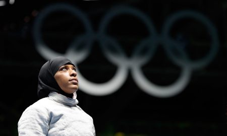 Some of The Female Athletes Who Compete in Hijab
