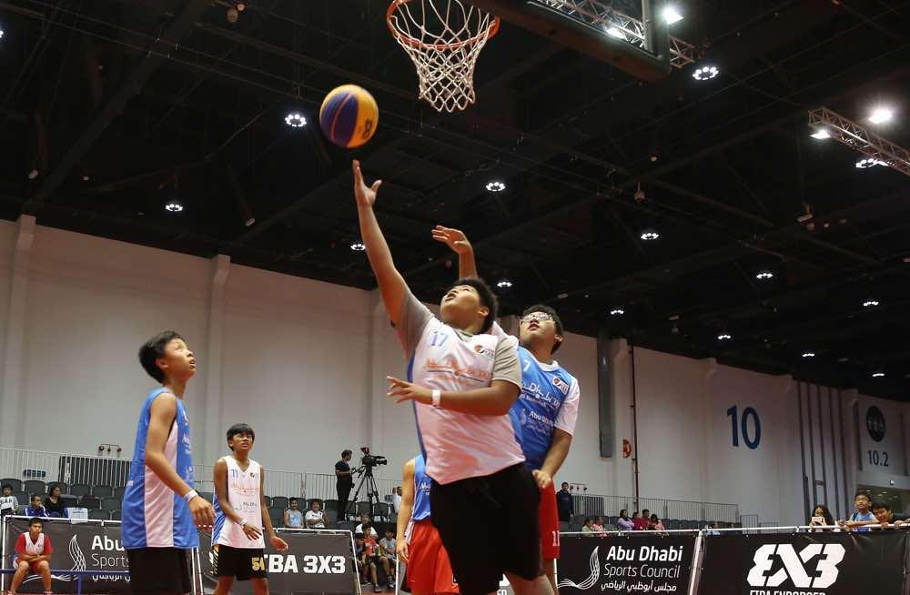 Abu Dhabi Sports Festival [ADSF 2017] Was a Huge Success