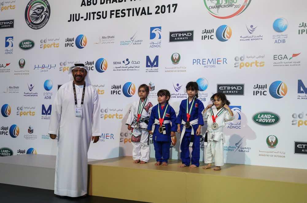 Introduction to UAE Jiu-Jitsu School Program