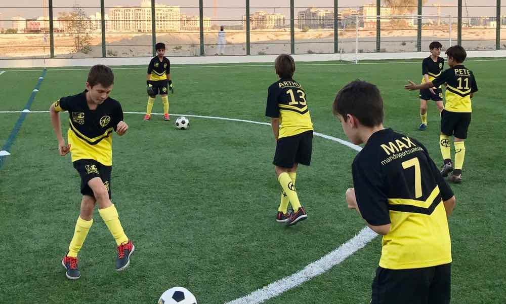 Youth Football Academies in Abu Dhabi