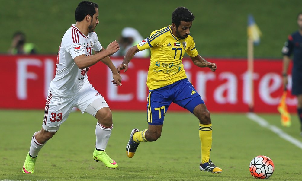 Al Dhafra Defeats Sharjah At Home With Two Penalties