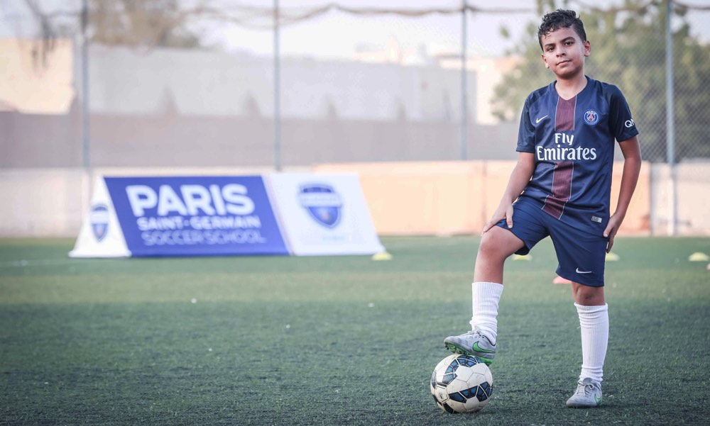 Youth Football Academies in Dubai