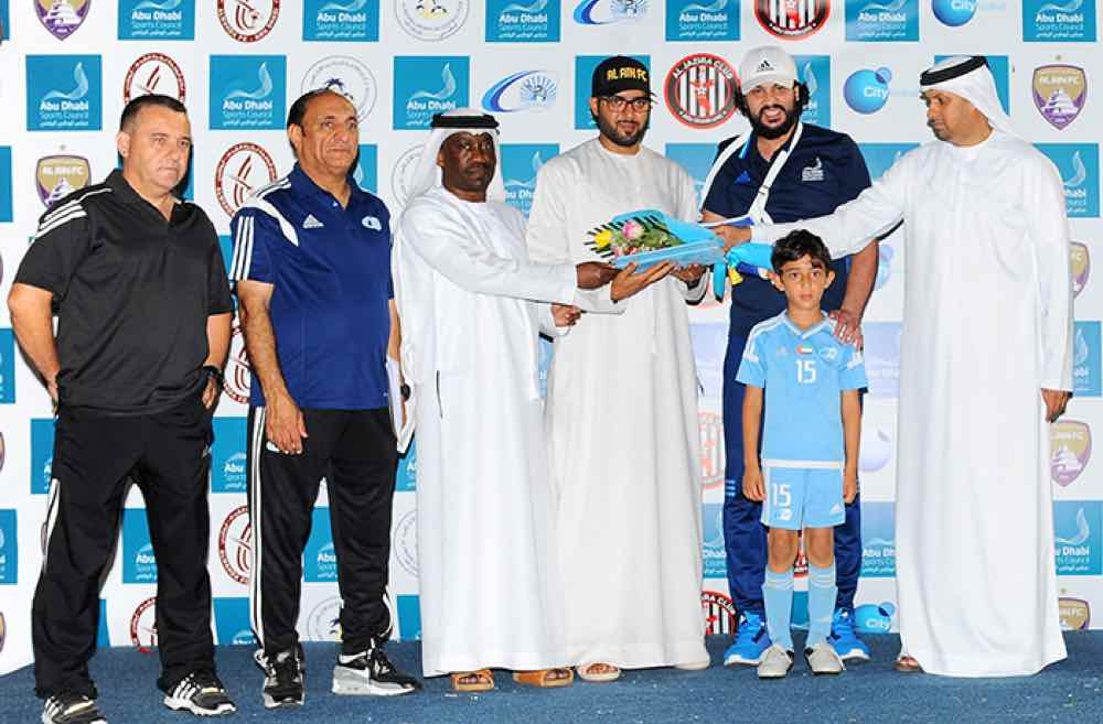 Great Conclusion for Abu Dhabi Sports Council's Festival at Baniyas Academy