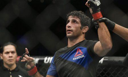 Beneil Dariush Believes His Pressure Will Cause Evan Dunham To break At UFC 216