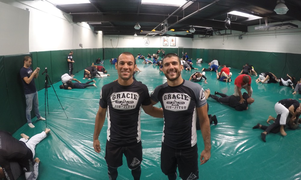 Rener Gracie On His Gracie Survival Tactics Program For The US Army And Police, Olympics And Jiu-Jitsu In UAE