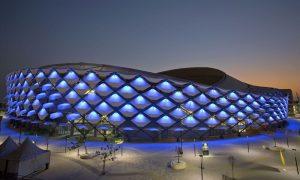 Latest LED Technology Illuminates Hazza bin Zayed Stadium Ahead Of FIFA CWC 2017