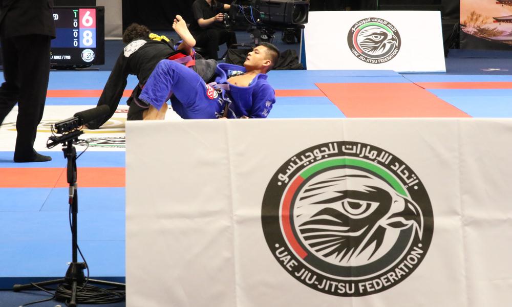 Abu Dhabi Grand Slam Tokyo 2017 Highlights