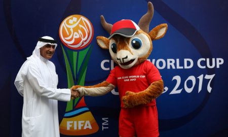 FIFA Club World Cup UAE 2017 Official Mascot Launch