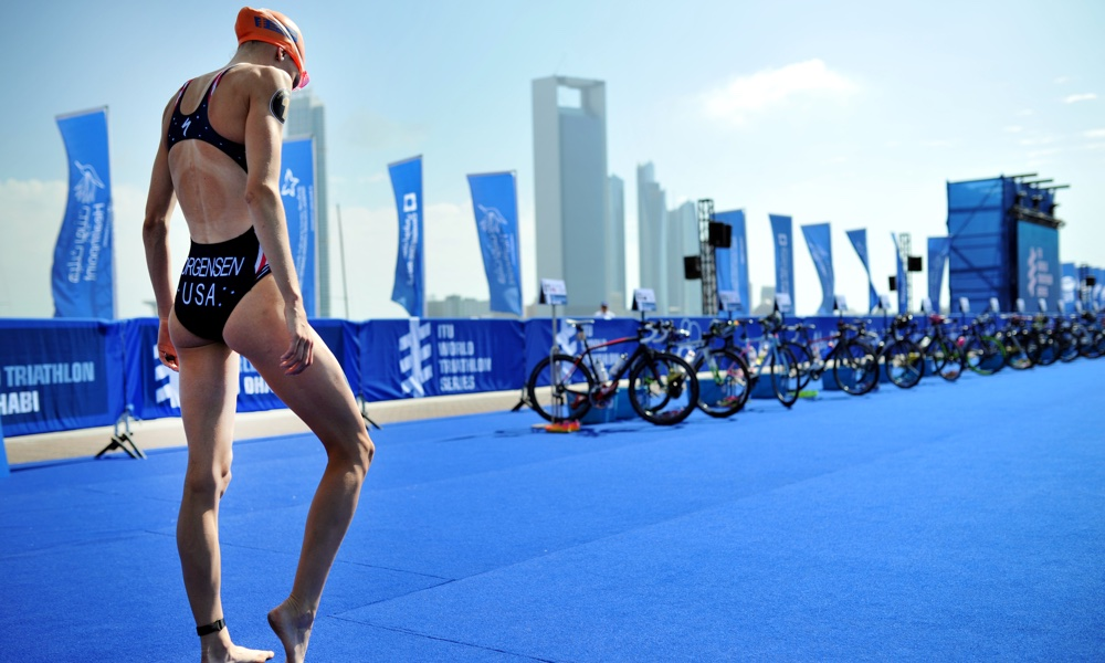 Abu Dhabi Targets 4,000 Participants For 2018 ITU World Triathlon