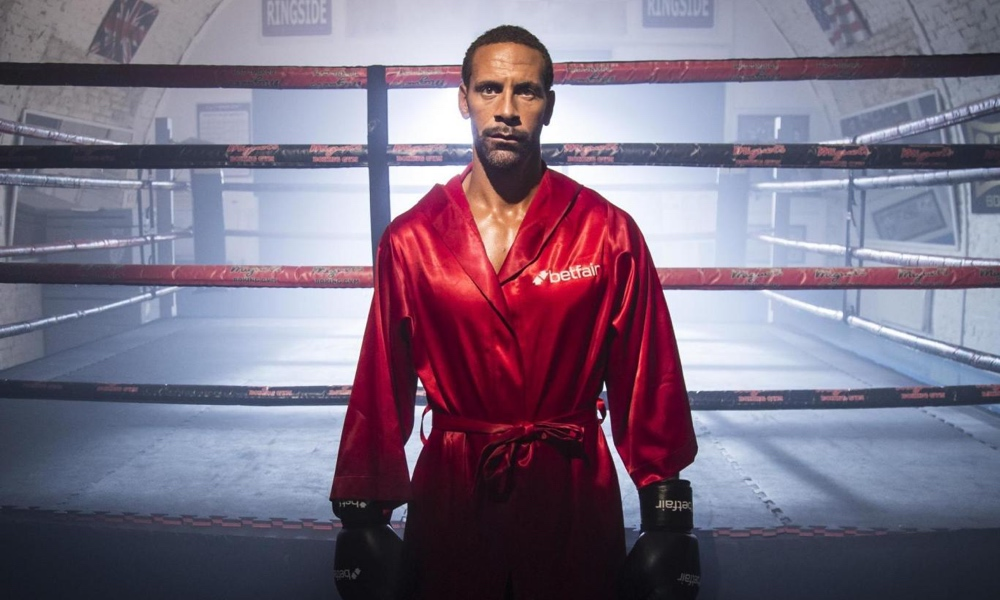 Rio Ferdinand Announces 'Defender to Contender' Professional Boxing Plans