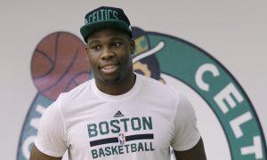 Celtics Rookie GuerschonYabusele is Feeling Great After Surgery