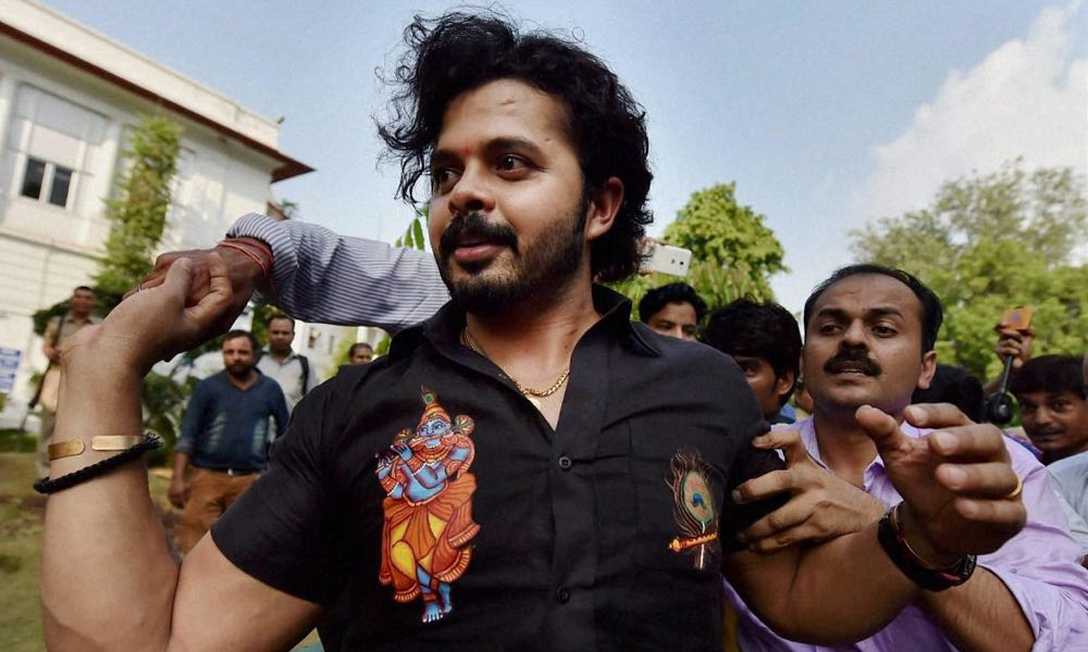 Sreesanth Wants to Play for India in The 2019 World Cup