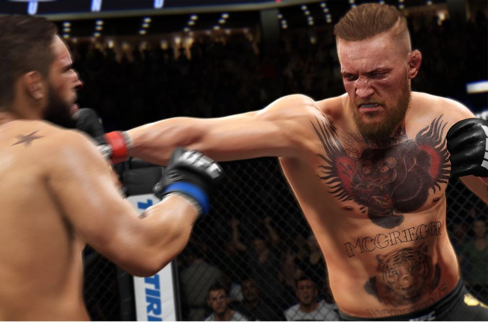 EA SPORTS UFC 2 Has Awesome Gameplay Features