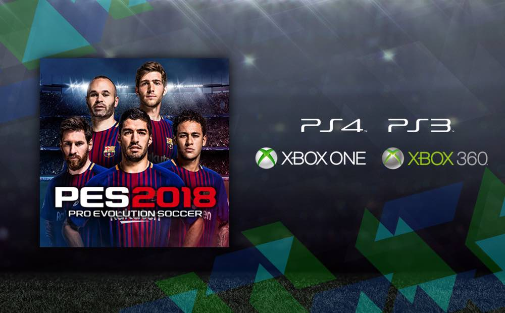 PES 2018 Demo Download Release Date And Time Ahead For PS4, Xbox One demo