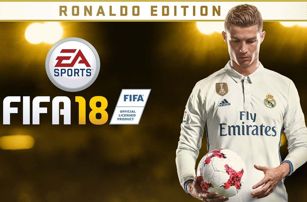 FIFA 18 And PES 2018 Introduces New Cover Stars And Gameplay Features