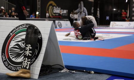 "Abu Dhabi Grand Slam Los Angeles – ""The UAE Jiu-Jitsu Federation has been doing Incredible Work"" – Rorion Gracie"