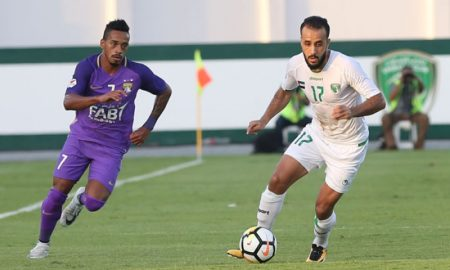 Al-Ain Moves To The Top Of the Arabian Gulf League Table