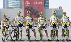 Exciting Times Ahead For UAE Cycling - Abu Dhabi Tour