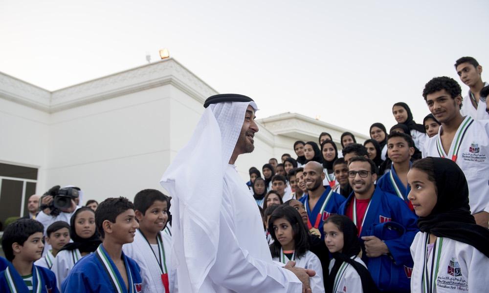 UAE Dreams To Take The Sport Of Jiu-Jitsu To The Olympics in 2024