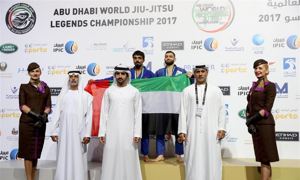 UAE Dreams To Take The Sport Of Jiu-Jitsu To The Olympics in 2024