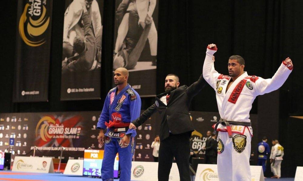 Abu Dhabi Grand Slam Jiu-Jitsu World Tour Third Leg Heads To Rio De Janeiro