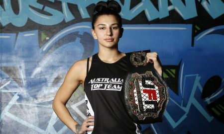 Nadia Kassem Looking To Use Her 'High Aggression Rate' To Take Out Alex Chambers At UFC Sydney