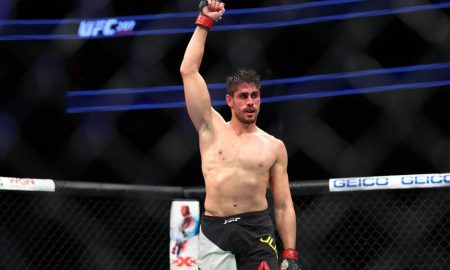 After Securing His Fourth Straight Win At UFC Sao Paulo, Antonio Carlos Jr. Wants Chris Weidman Next