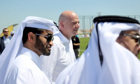 The 23rd Gulf Cup Will Go Ahead After Qatar Agreed To Move It To Kuwait, As FIFA President Confirms His Attendance At the Tournament