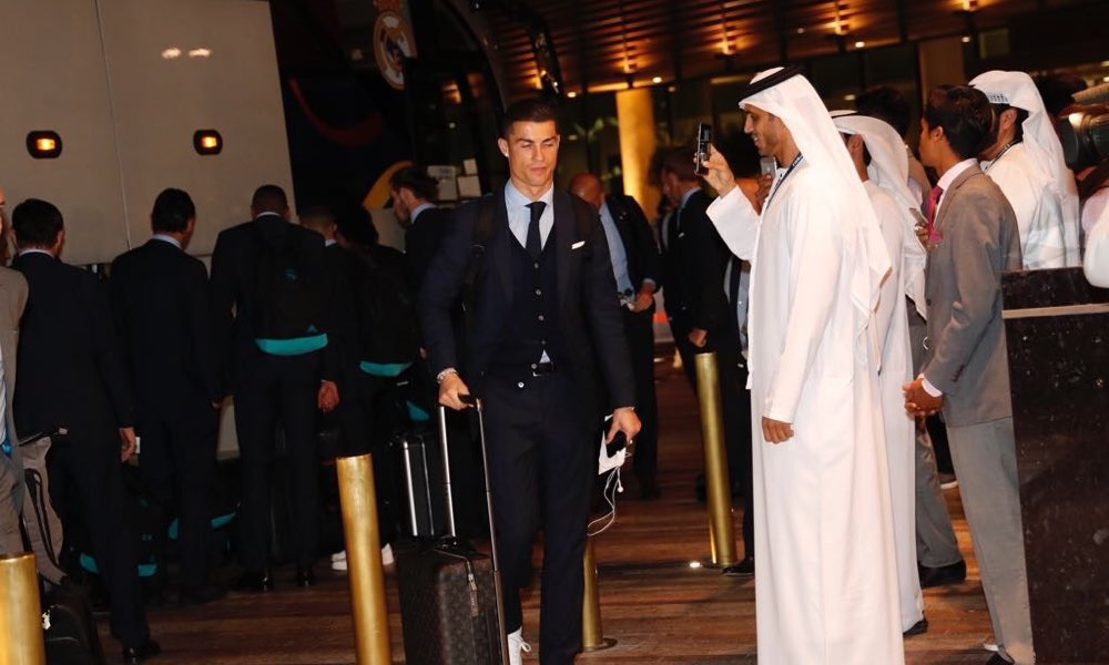 Real Madrid Supporters Club In The UAE ToExclusively Meet And Greet The Galacticos In Abu Dhabi